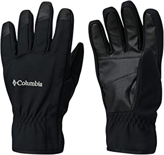 Men's Standard M Northport Insulated Softshell Glove, Black, Medium