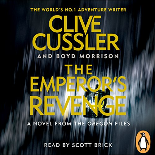 The Emperor's Revenge audiobook cover art