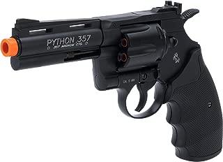 Evike Cybergun Colt Licensed Python .357 Magnum Airsoft CO2 Revolver (Length: 4