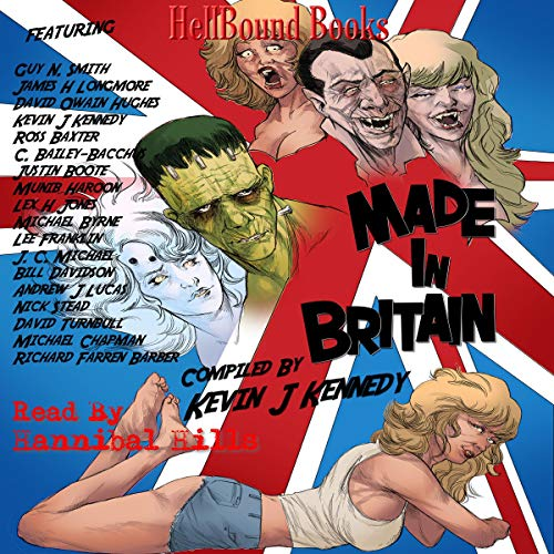 Made in Britain cover art