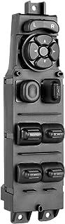Power Master Window Switch 56049805AB - for Dodge Ram Truck Dakota Quad Cab Durango Sprinter - with Mirror Adjust, Auto Down Control