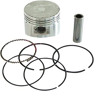 New Piston Pit Dirt Bike Kit 110cc 120cc 125cc Dished Thumpstar Loncin Lifan 52.4mm