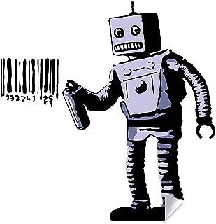 Amazon.es: pegatinas robot