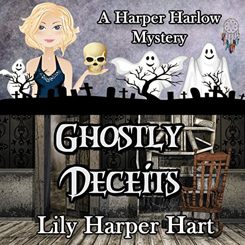 Ghostly Deceits audiobook cover art