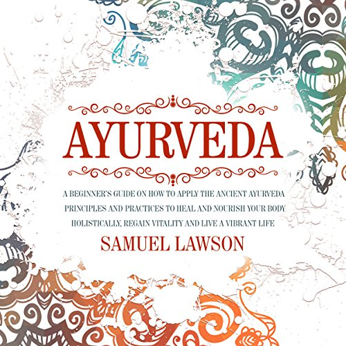 Ayurveda audiobook cover art