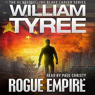 Rogue Empire audiobook cover art