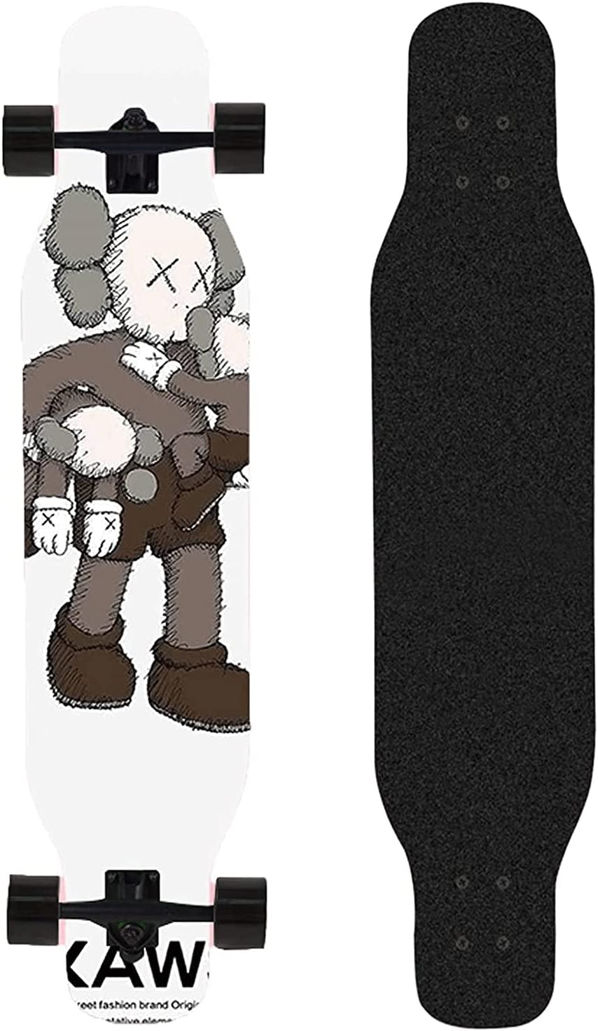 Ranking TOP5 Credence EEGUAI 42 Inch 8 Layer Maple Skate Complete Skateboard Longboard