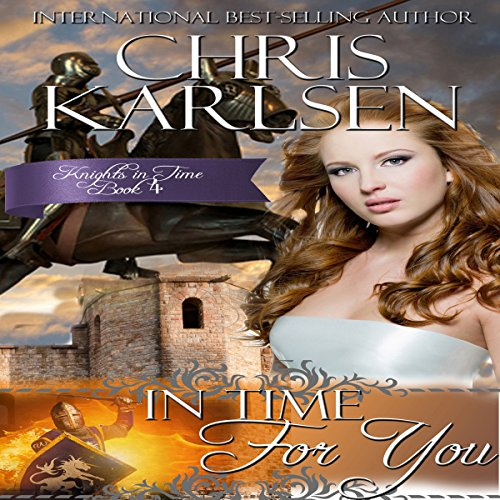In Time for You audiobook cover art