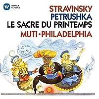 Stravinsky: Petrushka & La Sacre De by Riccardo Muti (2015-06-24)