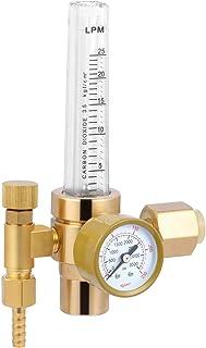 CO2 Gas Regulator Full Copper Flowmeter Mig Welding Gas Regulator Valves Welding Accessory for Mig Tig Welder