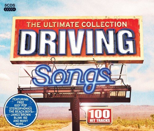 [画像:Driving Songs]
