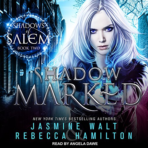 Shadow Marked audiobook cover art