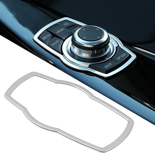 Car Multimedia Button Interior Decorating Trim