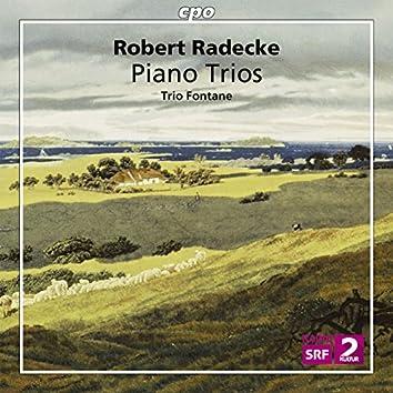 Radecke: Piano Trios