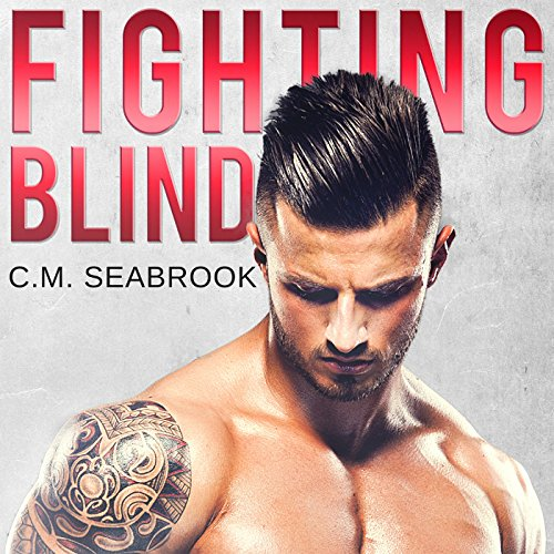 Fighting Blind audiobook cover art
