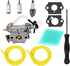 AISEN Replace C1U-W49B Carburetor for Weed Eater FX26SCE SST25CE Gas Trimmer 577135901 Adjustment Tool kit Air Filter