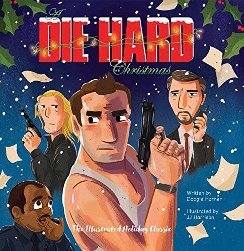 die hard christmas story book