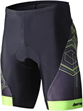 beroy Men's Comfortable Bicycle Cycling Pants, 3D Padded Bike Shorts