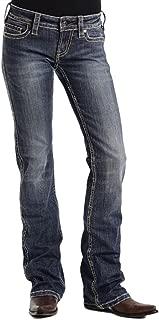 Western Denim Jeans Womens 818 Fit Deco 11-054-0818-0403 BU