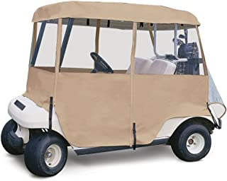 golf cart winter enclosure