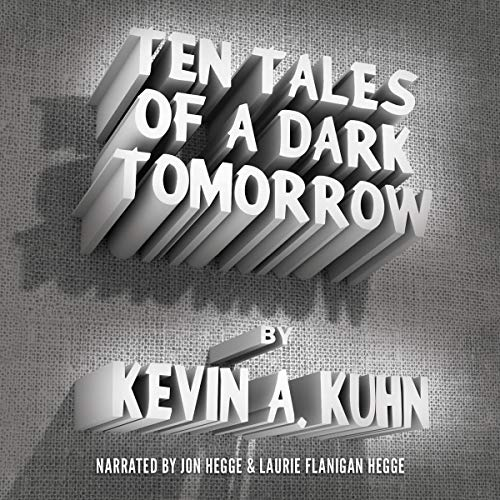 Ten Tales of a Dark Tomorrow Titelbild