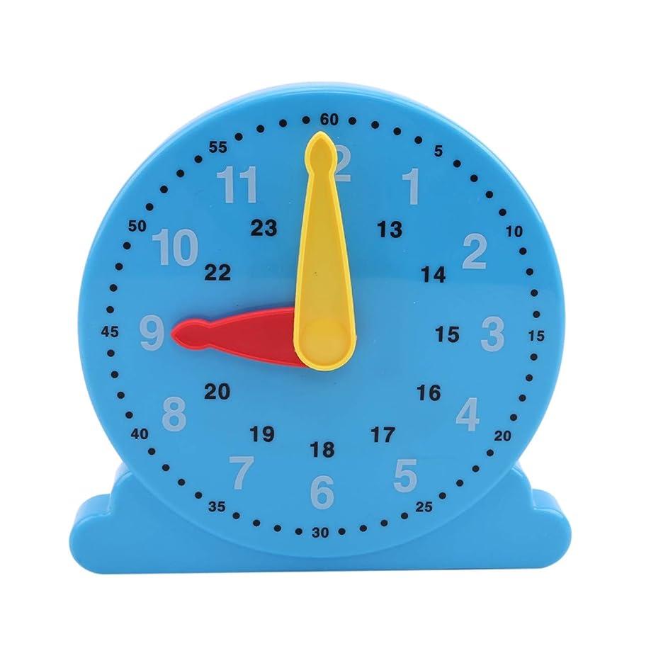 学校ペネロペ自治Bigsweety プラスチック認知時計早期教育玩具学習時間玩具ベビーシャワー誕生日プレゼント