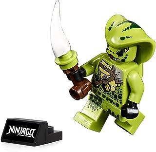 LEGO Ninjago Legacy Minifigure - Lasha The Snake (with Dagger and Display Stand) 70679