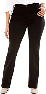 Women's Plus Size Bootcut Stretch Jean