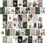 50-teiliges Wandcollage-Set, ästhetisches Bild,
