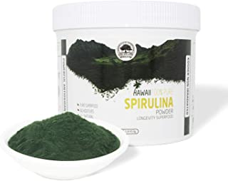 DOL-Spirulina Powder 16 Ounce ,Substitute protein powder,Fitness food,Highest Quality Spirulina on Earth - 100% Vegetarian...