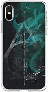 TAIKESEN Harry Potter phone case Shockproof Anti-Slip,Clear Design Pattern Funny,Slim Fit Soft TPU Bumper Cover Case for i...