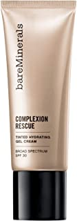bareMinerals Complexion Rescue Tinted Hydrating Gel Cream SPF 30, Wheat 4.5, 1.18 Ounce
