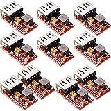DC-DC Buck Voltage Regulator Module 6-24V 12V/24V to 5V 3A USB Charger Module Buck Converter Regulator (10)
