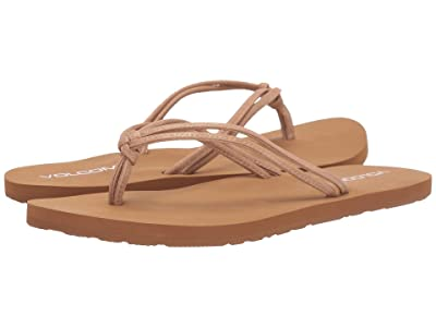 Volcom Forever and Ever II (Tan) Women