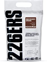 226ERS Recovery Drink Protein Shake with Creatine Golden Flax MCT and L-Arginine Chocolate – 1000 gr Estimated Price : £ 35,50