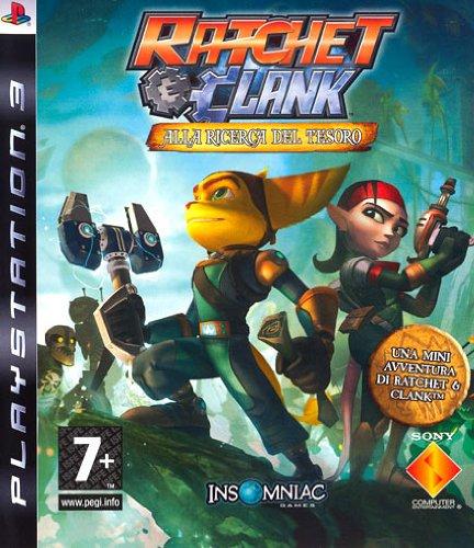 Ratchet & Clank: Ricerca Del Tesoro