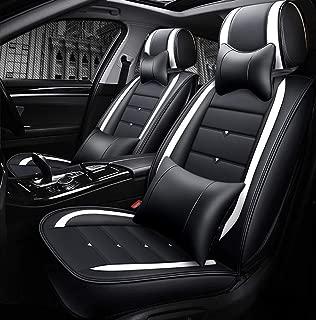AUDI RS4-Negro Resistente Impermeable cubiertas de asiento de coche-Conjunto Completo
