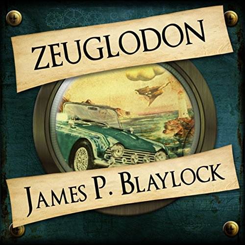 Zeuglodon audiobook cover art