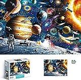 KAISILIN Puzzle para Adultos, Rompecabezas de 1000 Piezas para Adultos Regalos Infantiles Adolescentes Navidad Halloween Juegos Puzzle(70x50cm)