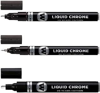 Molotow Liquid Chrome Marker Set - 1mm, 2mm and 4mm