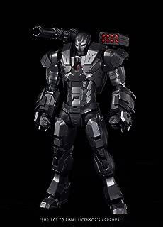 Sentinel Edit Iron Man #04 War Machine Action Figure