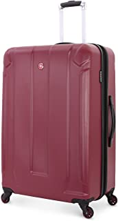"SwissGear Las Olas 28"" Spinner, Wine Red, One Size"