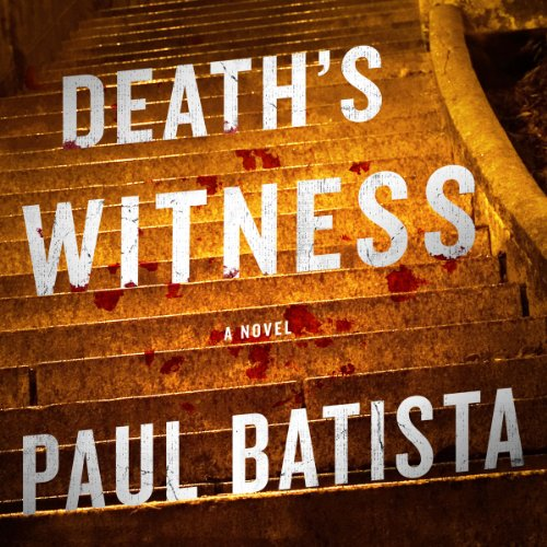 Death's Witness audiobook cover art
