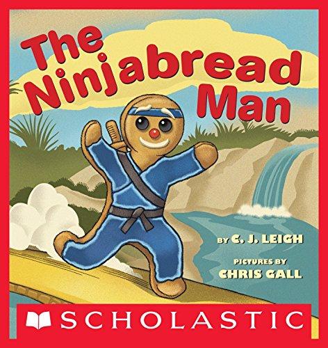 The Ninjabread Man (English Edition)