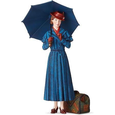 Disney, Figura de Mary Poppins con paraguas, para coleccionar, Enesco
