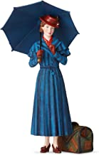 Enesco Disney Showcase Collection Mary Poppins Returns Stone Resin Figurine, 9.84 Inch, Blue