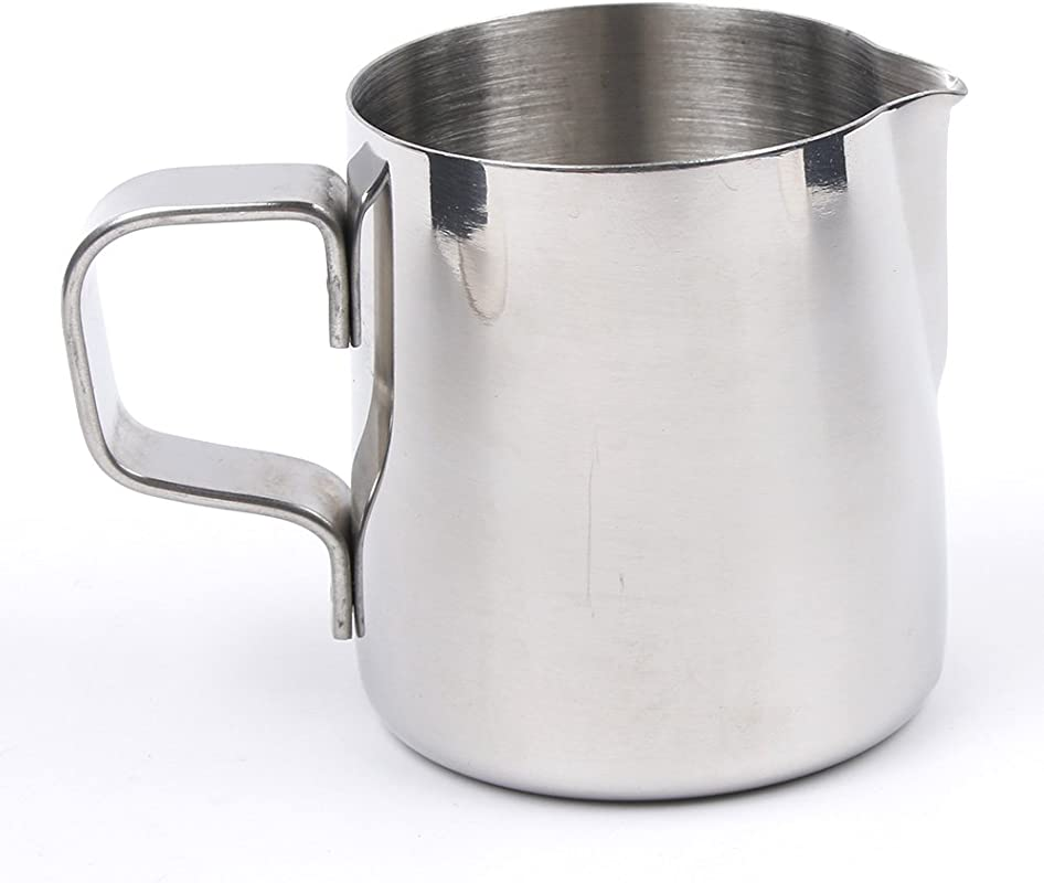 VEIREN Stainless Steel Milk Expresso Frothing Pitcher 5oz 150ml