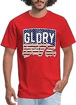 Spreadshirt Glory Boyz USA Logo Men's T-Shirt