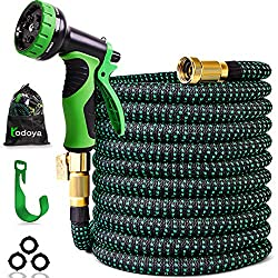 BLIND MONK 100-FT EXPANDABLE GARDEN HOSE