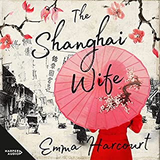 The Shanghai Wife audiobook cover art